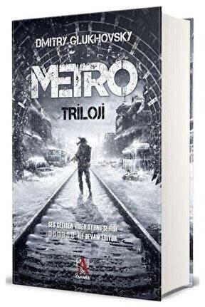 Metro Triloji (ciltli Özel Baskı)