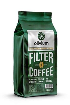 250 gram Öğütülmüş Filtre Kahve