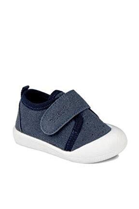 Erkek Bebek Lacivert Anka Ilk Adım Ayakkabısı 950.e19k.224