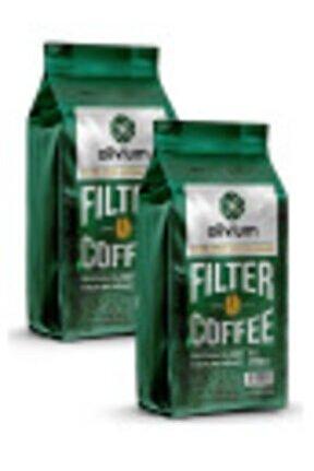 Öğütülmüş Filtre Kahve - 2 X 250 Gr