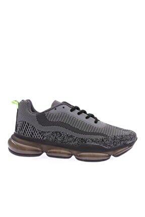Scootland 13199 Erkek Bağcıklı Dokuma Sneaker Ayakkabı