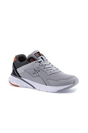 Volves 1fx Gri Erkek Koşu Ayakkabısı