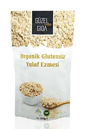 Organik Glutensiz Yulaf Ezmesi 300 gr