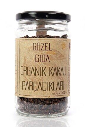 Organik Ham Kakao Parçacıkları 140 Gr