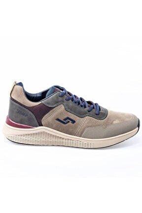 25549 Camel Erkek Sneakers