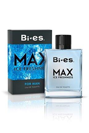 Max Ice Freshness for Man Eau De Toilette Edt 100 ml Erkek Parfümü 5905009042639