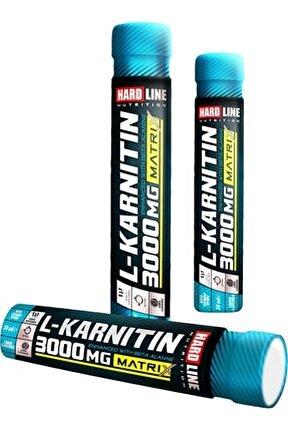 L-karnitin Matrix 3000 mg Şeftali 1 adet