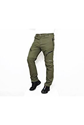 Outdoor Modüler Trekking Pantolon-haki
