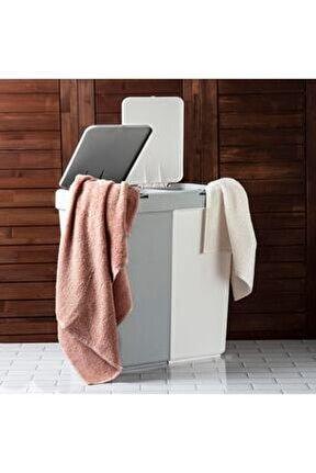 Duo Laundry Çamaşır Sepeti 80 Litre
