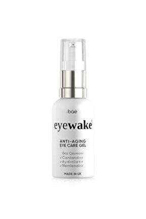 Yaşlandırma Karşıtı Göz Çevresi Bakım Jeli - eyewake Anti-Aging Eye Care Gel