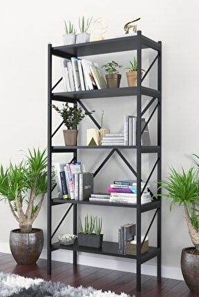 Eko Kitaplık Siyah