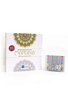 Mandala Boyama Seti St110
