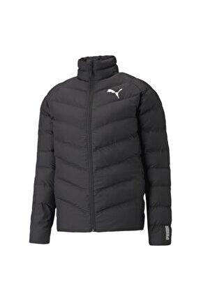 Warmcell Lightweight Jacket Erkek Siyah Mont - 58769901