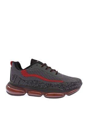 Scootland 13199 Erkek Bağcıklı Dokuma Sneakers Ayakkabı