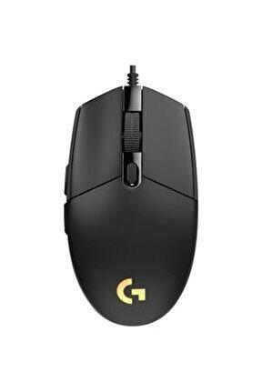 G G203 Lightsync Kablolu Oyuncu Mouse Siyah