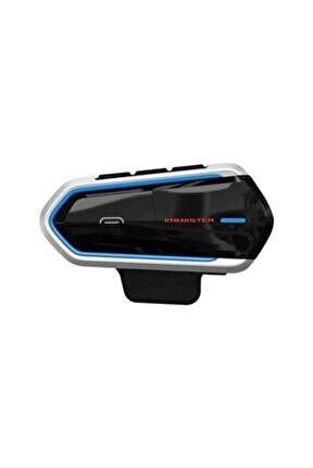 Kn500 Eco Motosiklet Bluetooth Kulaklık Mikrofon Seti