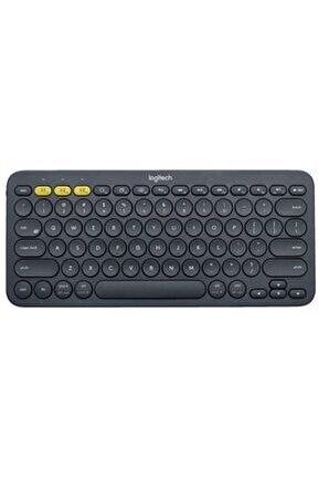 K380 Multi-device Bluetooth(R) Türkçe Q Klavye -Siyah 920-007586