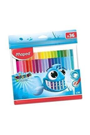 Color Peps Ocean Keçeli Kalem 36 Renk (845725)