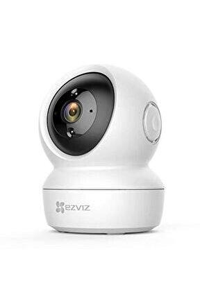 C6n 1080p Fhd 360 Derece Gece Görüşlü Sesli Ip Wifi Akıllı Ev Güvenlik Bebek Kamerası