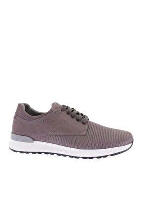 3046 Erkek Lazerli Sneakers Ayakkabı