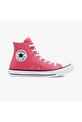 Chuck Taylor All Star Seasonal Color Hi Kadın Pembe Sneaker