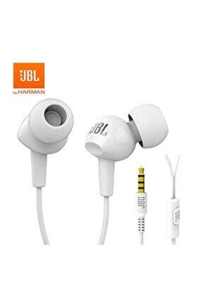 C100SIU Kulak İçi Kulaklık - Beyaz