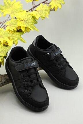 Rahat Comfort Syh Gri Çocuk Spor Ayakkabı Malıbu