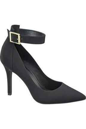 Deichmann Kadın Siyah Klasik Topuklu Ayakkabı