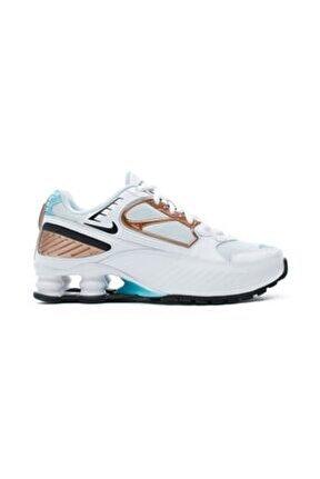 Shox Enıgma Kadın Beyaz Spor Ayakkabı Bq9001 100 9000