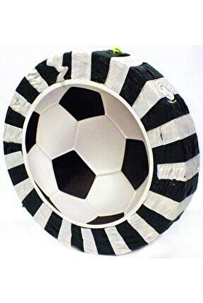 Pinyata Futbol Topu Modeli + Sopası