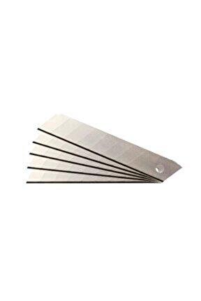 Maket Bıçağı Falçata Ağzı Yedeği Kalın 0.35x18mm 100 Adet