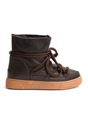 Hakiki Kürklü Kadın Sneaker 355060