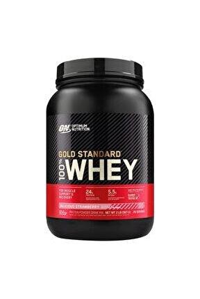 Optimum Standard Whey Protein Tozu 908 G -muz 5060469982007