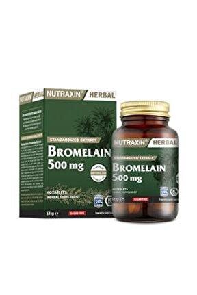 Bromelain 60 Tablet