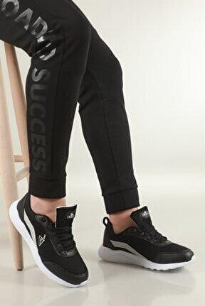 Günlük Rahat Siyah Beyaz Erkek Spor Ayakkabı 530