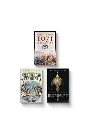 Anadolunun Kilidini Kıran Zafer Seti (3 Kitap) (1071 Malazgirt, Selçuklular&franklar Ve Alparslan)