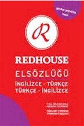 Elsözlüğü Ing.-türk./türk.-ing. (kırmızı Orta) (ingilizce-türkçe / Türkçe-ingilizce) / Redhouse /