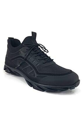 12501 Günlük Erkek Ayakkabı Siyah