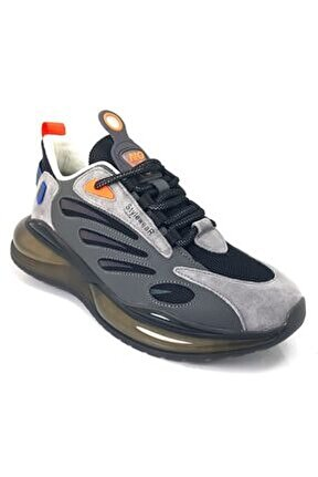 409 Günlük Erkek Sneaker Ayakkabı-gri