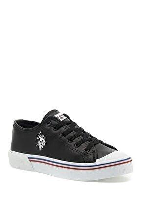 U.s Polo Assn. Penelope Wt 1pr Siyah Kadın Sneaker