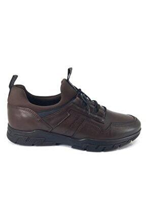 14023 Günlük Erkek Ayakkabı-kahverengi