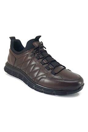 14075 Günlük Erkek Ayakkabı-kahverengi