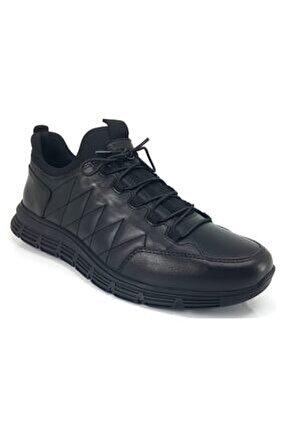 Siyah Günlük Erkek Ayakkabı