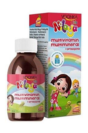 Niloya Multivitamin Multimineral 150ml