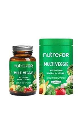 Multi Veggie 30 Kapsül