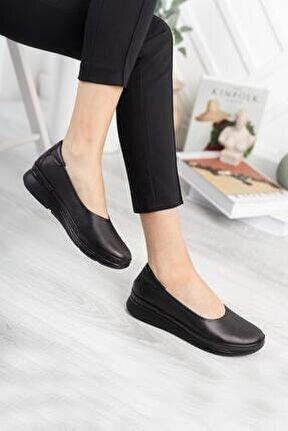 Hakiki Deri Günlük Kadın Ayakkabı Dc9602