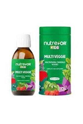 Multi Veggie Kids -150 Ml-skt:06/2023