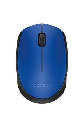 M171 Kablosuz Optik Mouse Mavi