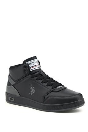 Malone 1pr Siyah Erkek Sneaker Ayakkabı