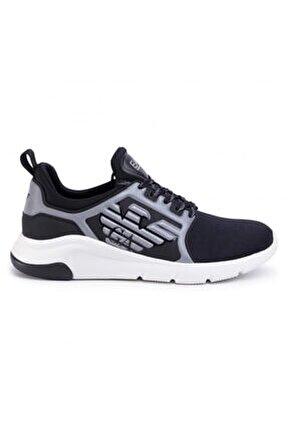 Erkek Siyah Ayakkabı X8x057-xc55-n629
